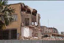 EX DEPOSITO ACTV / Documentazione fotografica di Giulia Candussi - Demolizione