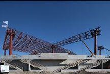 Aquae 2015 1 EXPO / Cantieri a Porto Marghera nell'area adiacente al Vega che ospiterà il progetto Aquae 2015 http://www.aquae2015.org/