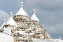 Puglia_Trulli, Masserie, etc