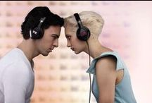JVC Headphones / JVC Headphones, earphones and BoomBlaster. #XXClubSound #headphones #JVC #Gumy #JVCXX