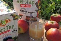 Zuver, 100% pure Apple juice