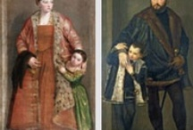 SCA Garb - mostly 16th c. Italian / by Cindy @ finding-beauty.com Lyon