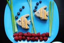 School/Party Snack Ideas / by Titania Jordan
