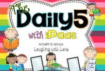 DAILY FIVE literacy / by Ruth Kuniholm