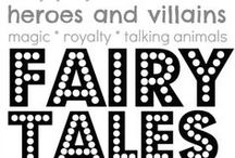 fairy tales / by Ruth Kuniholm