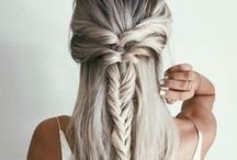 HAIR / Hair inspiration for new cuts, colors, and styles!