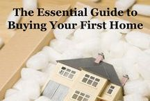 Books Worth Reading / Free guides to the home buying process. Find information for home improvement loans, first home mortgages, buying foreclosed homes and more. The first time home buyer needs to be educated. These free resources will help. / by AmeriFirst Home Mortgage