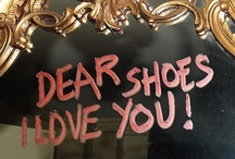 So many shoes.... / by Gail