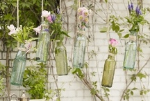 Repurpose / Reuse, Reduce, Recycle, and Renovate - great new uses for old things.