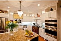 Kitchens That Cook / Our favorite kitchen designs to help you create your dream kitchen.