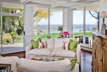 Living Rooms / Beautiful and uncommon living areas.