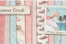 Products I Love / Scrapbooking supplies that I love to use