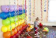 Kids Party Ideas / by Ambyr Preston