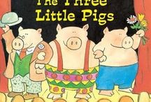 3 little pigs / by Ruth Kuniholm