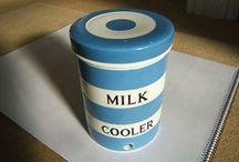 Cornish Blue / Favourite Kitchen Ware / by Margaret Carter