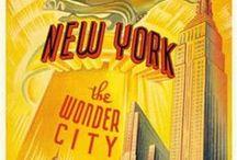New York / by Margaret Carter