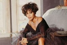 Whitney Houston / by Audrey Wilson