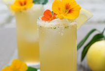 Healthy Drinks / Delicious. Refreshing. Thirst-Quenching. A variety of drinks for the healthy palate.