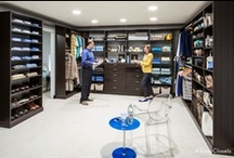 Closet Organizers / From walk-in to reach-in, give your closet the wow factor you've been looking for.