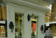 Door Projects / What can you do with a Door?  Look at these great ideas! Doors are $5 and up at the ReStore / by South Bend & Mishwaka ReStores