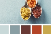 Color My Life / Gorgeous color palettes for your home, projects, or just for looking at.