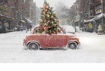 Xmas / ho, ho, ho! / by Allie Basilica