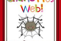charlotte's web / by Ruth Kuniholm