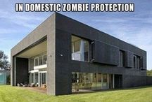 Zombie Home Buyers / Zombies need homes, too. So if you're a zombie home buyer, you've come to the right place for home buying tips. Or if you're looking to use your home and mortgage loan to protect against the zombie apocalypse, we have you covered. / by AmeriFirst Home Mortgage