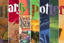 Harry Potter / by Tori Laird