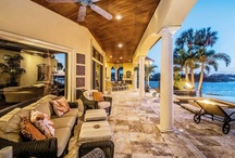 Outdoor Spaces / Some of our favorite spaces to stop and get a breath of fresh air.