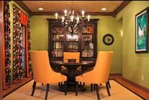 Dining Rooms / Inspiration to create the perfect dining room design.