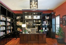 Home Office / Inspiring home office ideas to create the perfect office space away from the office.