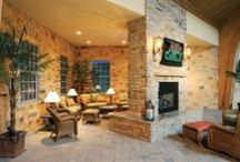 Game Rooms / Our favorite game room ideas to design a fun, family friendly space.