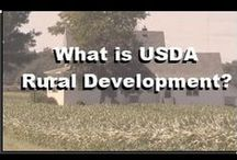 USDA Rural Development / USDA Rural Development is one way to buy a house that doesn't require a down payment. You will likely still need money at closing, but no down payment. Learn more here on this board, all about USDA Rural Development.