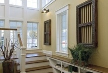 Front Entry / From comfy front porches to grand foyers, these are spaces that set the stage for the rest of your home.