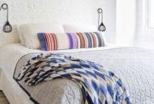 bedrooms. / rooms for sleeping.