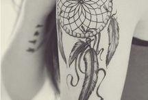Tattoo: Dreamcatcher