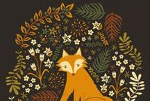 Foxy / by Margaret Carter