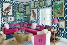 Living Rooms / by Titania Jordan