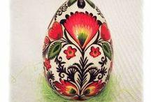 ukrainian eggs / by Laura Gephart