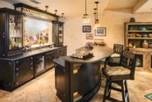 Lower Levels / Lower-levels tailored to entertain and relax the whole family
