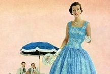 Fashion 1950s / by Margaret Carter