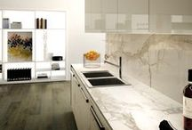 Hard Surfaces, Hard Decisions / Tiles, slabs, and design ideas to help transform your space.