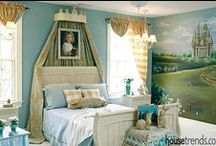 Kids' Rooms / Creative design ideas to create the perfect space for your kids.
