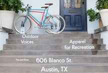 OV — Austin / Showing our Outdoor Voices in Austin, Texas.