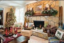 Home For the Holidays / Bringing home the joys of the holidays and other seasonal celebrations.