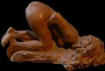 sculpture / artist au sommet de son art