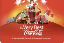 Coca-Cola Websites