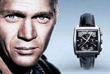 Montres/watches / L'art de donner l'heure.! / by Claude Telle