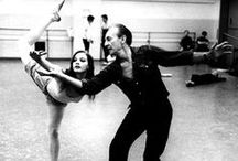 Ballet  / See the music, hear the dance. - George Balanchine
